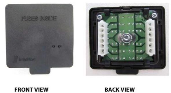 Intellitec Fuse Box, Flush Mount, Single Input, 00-00585-000