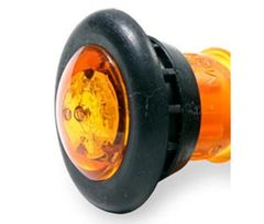 LED Marker Light, Amber 1 Diode, L14-0101A