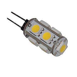 G4 Base 9 LED Bulb, Tower Pin, 180 Lumens, Daylight White, WP05-0113