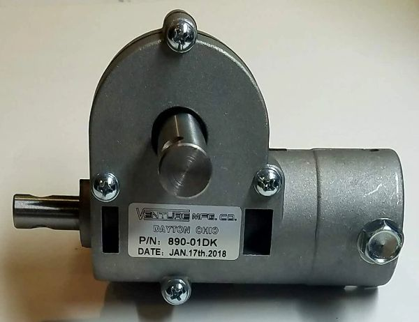 Venture Manufacturing Actuator Slide-Out Ragbox 890-01DK on
