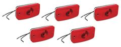 Fleetwood RV Red Clearance Light Kit E395-KIT
