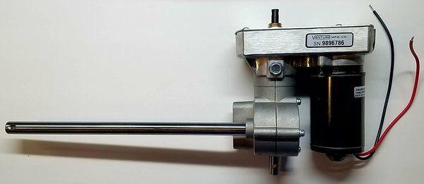 Lippert 18:1 Motor And Driveshaft For Single Above Floor Slide 117292