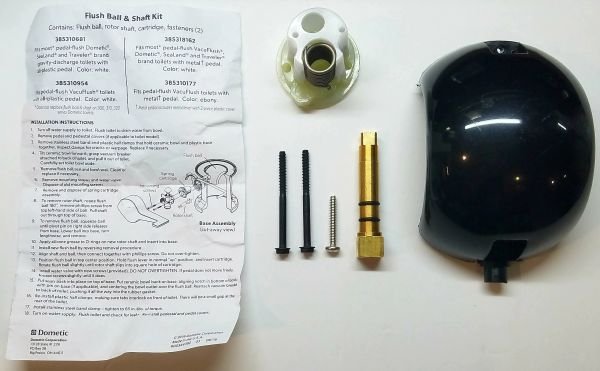 SeaLand Toilet Ball / Shaft / Cartridge Kit 385310177
