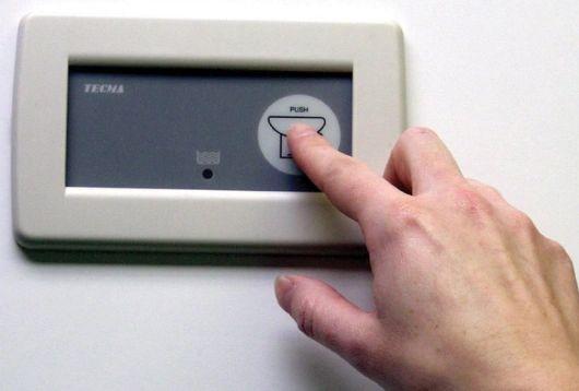 Thetford Toilet Control Panel 36082