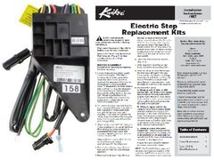 Kwikee Step Electronic Control Module Kit, High Torque 909508000