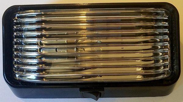 Porch Light, Black, 1P-PS500-C / 1P-PS500-A