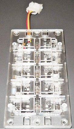 Intellitec 10 Button Switch Panel 00-00869-010