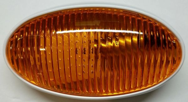 Porch Light Oval LED 1P-P400-A-18