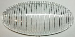 Porch Light Replacement Oval Clear Lens 1P-P40-C