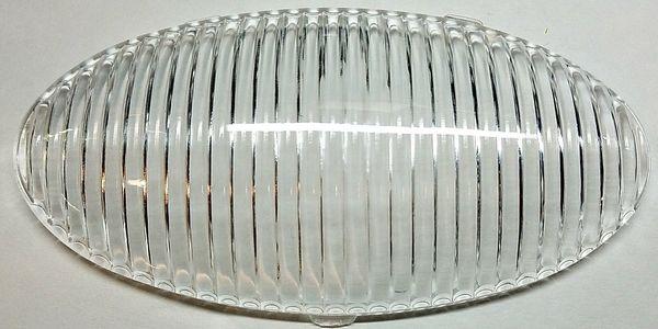 Porch Light Replacement Oval Clear Lens 1P-P40-C