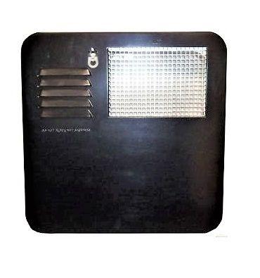 Suburban Water Heater Black Door 6261AEB