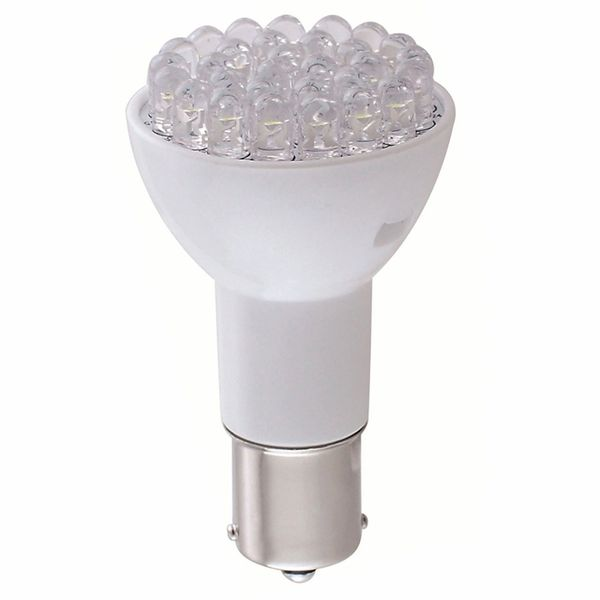 1156 / 1383 LED Bulb, 30 LED's, 150 Lumens, Natural White, 1010503