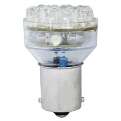 1156 / 1139 LED Bulb, 24 LED's, 95 Lumens, Natural White, 1010504