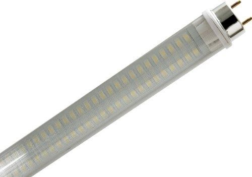 "T8 Fluorescent Tube 18"" 120 Diode LED Bulb, Natural White, 3528101"