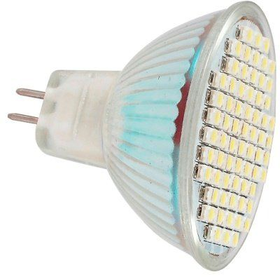 MR16 LED Bulb, 66 LED's, 190 Lumens, Natural White, 3528104