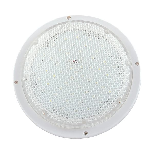 LED Utility Light / Dome Light, 54 LED, 250 Lumens, Cool White, 9090122