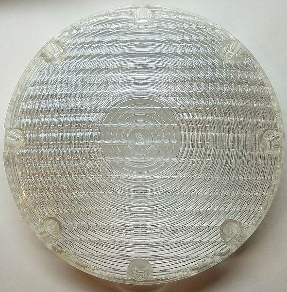 Clear Lens, Porch Light, 8-5/8 Inch Diameter, 1P-P30L
