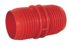 Valterra EZ Coupler, Red, Carded, F02-3102