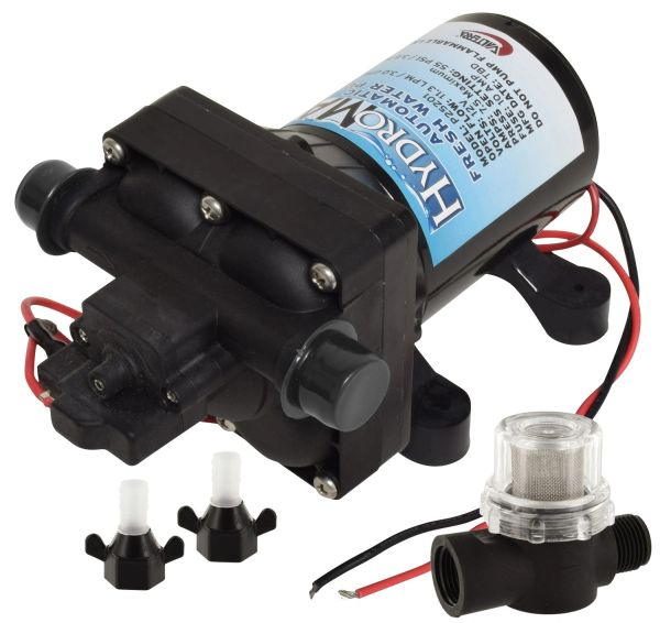 Valterra Hydro Max – Automatic Fresh Water Pump, P25201