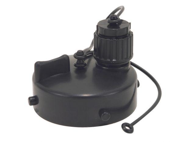 Valterra Gray Water Drain Adapter for RV Black Water Waste Valve, T1020-5