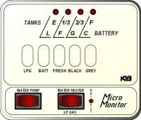 KIB Electronics Monitor Panel Model M24-1HWL Repair / Installation Kits