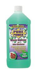 Valterra Pure Power Green Treatment for RV Holding Tanks, Wintergreen Scent