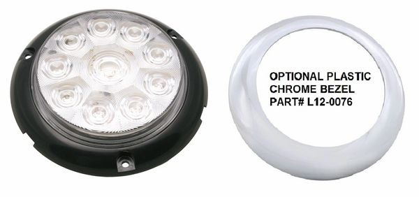 10 LED Curb Light / Backup Light / Utility Light L16-0022W