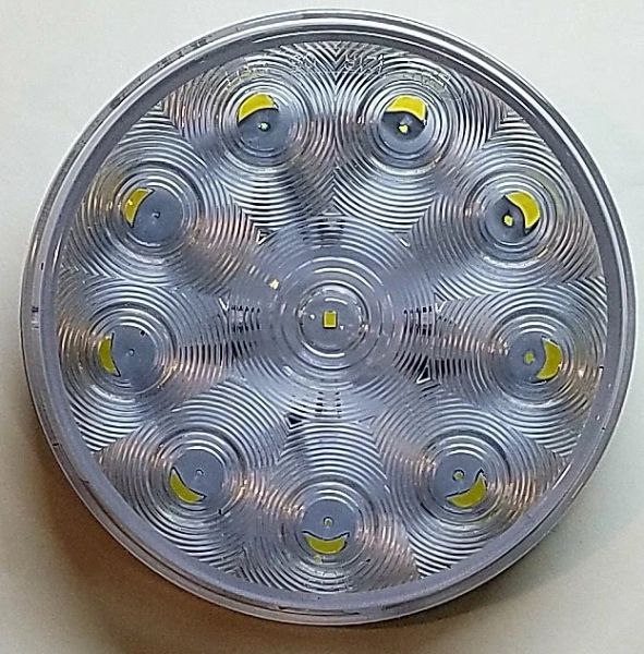 10 LED Backup Light Assembly L16-0174