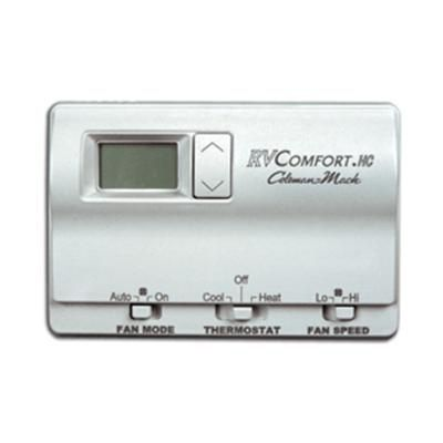 Coleman Thermostat, Digital, Heat / Cool, 8330-336