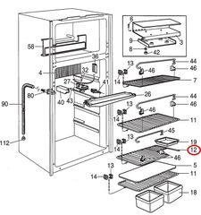 Refrigerator Parts | pdxrvwholesale