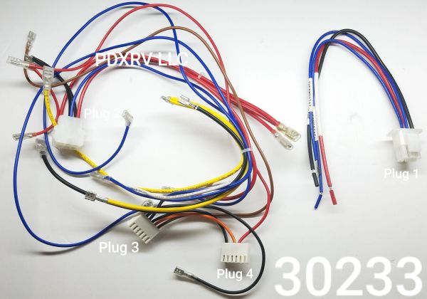 Atwood / HydroFlame Furnace Wiring Harness 30233