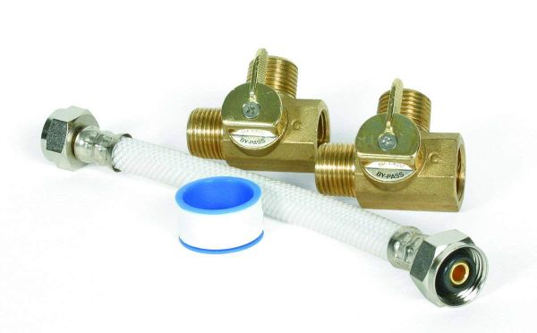 Camco 8 Inch Supreme Permanent By-Pass Kit 35953
