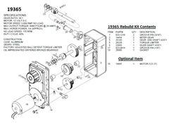 Barker Slide Room Controls & Parts | pdxrvwholesale