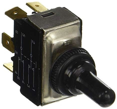 Barker Jack Up / Down Switch 736-0009