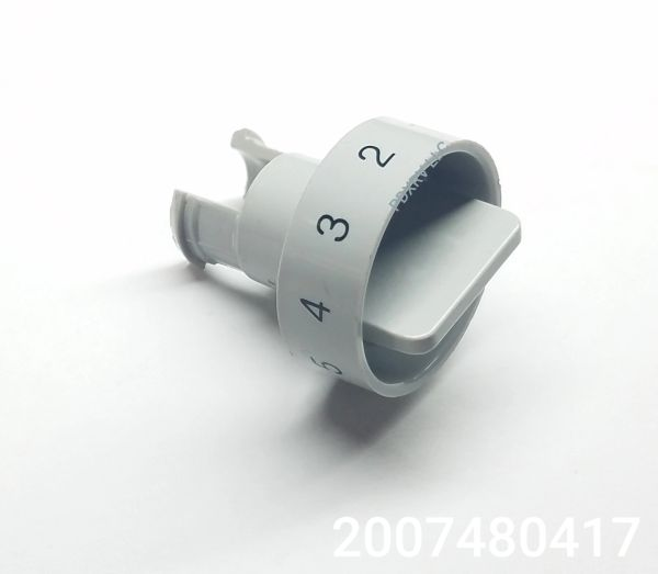 Dometic Refrigerator Thermostat Knob, Gray, 2007480417