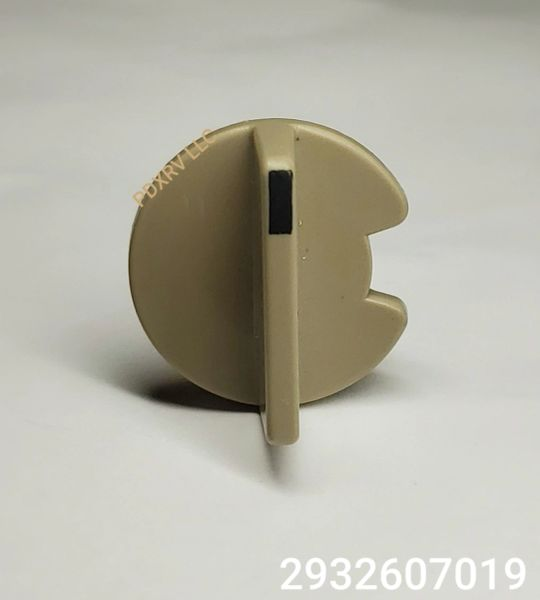 Dometic Refrigerator Selector Knob, Beige, 2932607019