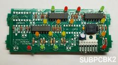 KIB Electronics Replacement Board Assembly, K21 & K23 Series, SUBPCBK2