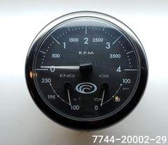 Medallion 3 In 1 Dash Gauge 7744-20002-29