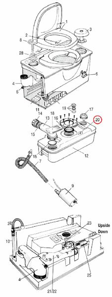 Porta Potti Cassette Blade Opener 33207