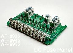 DC Fuse Panel for WF8935, WF8945, WF8955 WFCO Converters