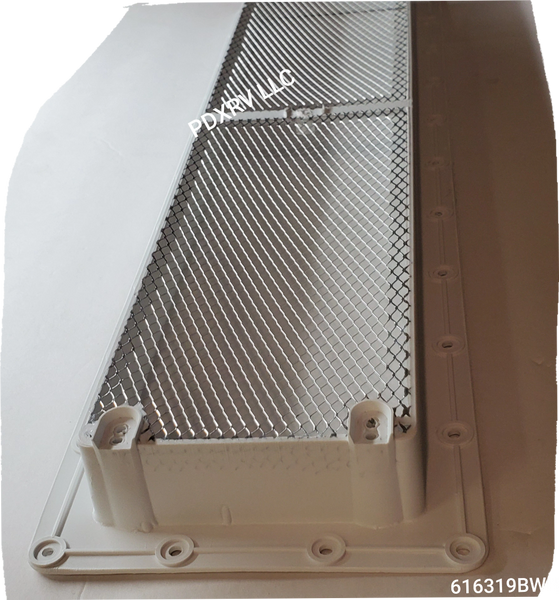 Norcold Refrigerator Roof Vent Base 616319bwh Pdxrvwholesale