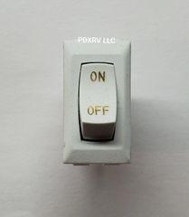 Sanicon Switch, White, On / Off