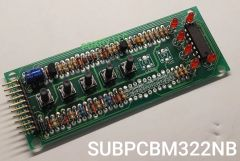 KIB Electronics Replacement Board Assembly SUBPCBM322NB