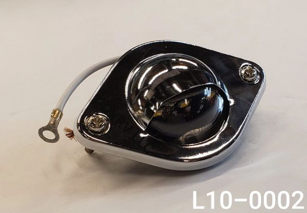 LED License Plate Lamp, 3 LED, L10-0002