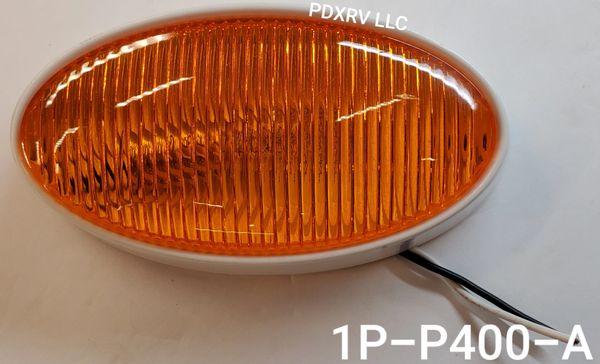 Porch Light Oval Incandescent 1P-P400-A