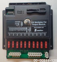 Intellitec 12V Multiplex FET Output Module, 00-00844-120