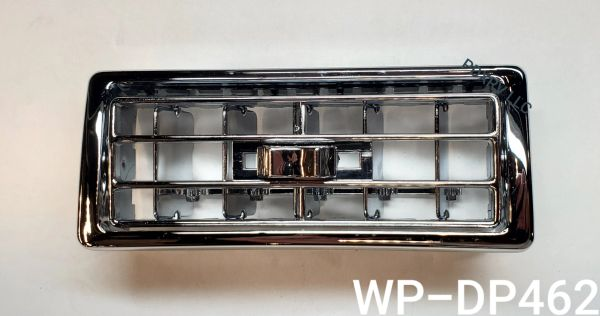 Woody's Chrome Kenworth Vent, WP-DP462