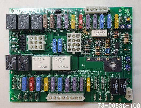 Intellitec Battery Control Center 73-00886-100