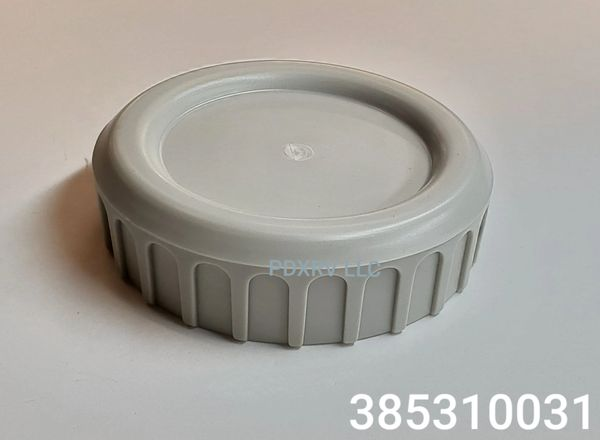 SeaLand Sani Potti Waste Tank Cap, Platinum, 385310031