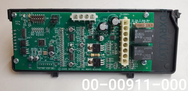 Intellitec EMS Control Board 00-00911-000